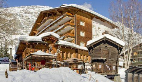 Eröffnung des Sunstar Style Hotel Zermatt****