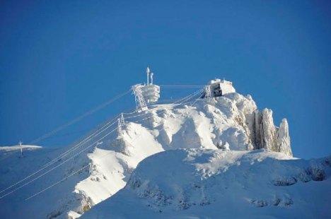 Bergbahnen Titlis Rotair steigern Umsatz um 14.4 %