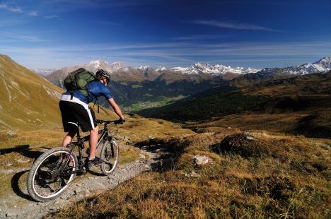 Savognin offizielle Bikeregion