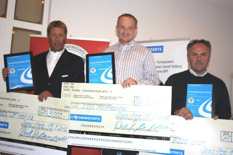 Prämierung des Innovationspreises 2012