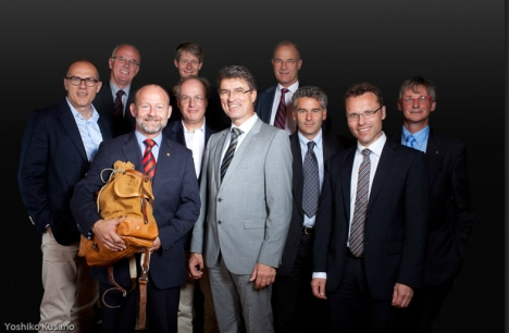 Die 80. Generalversammlung des Schweizer Tourismus-Verbands fand am Donnerstag, 30. August 2012 auf der Grimsel statt.