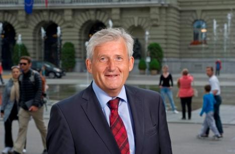 Ständerat Hans Stöckli