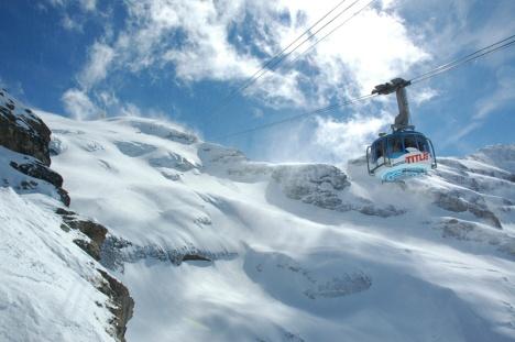 TITLIS Bergbahnen - bestes Jahresergebnis zum 100-Jahr-Jubiläum