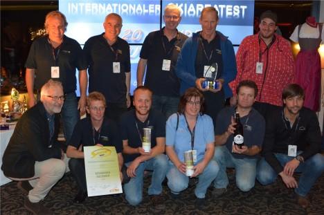 Sommeraward Delegation Adelboden