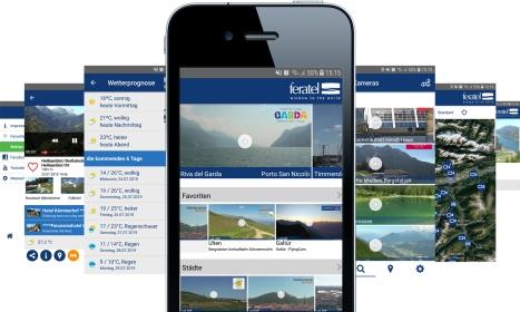Per App live, schnell und kostenlos im Wettergeschehen