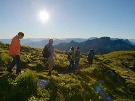 Toggenburg - Wandern in der Ostschweiz